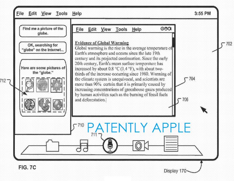 Foto de Patente de Siri para OS X (6/17)