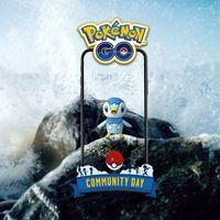 Piplup es el protagonista del Día de la Comunidad de enero de Pokémon GO
