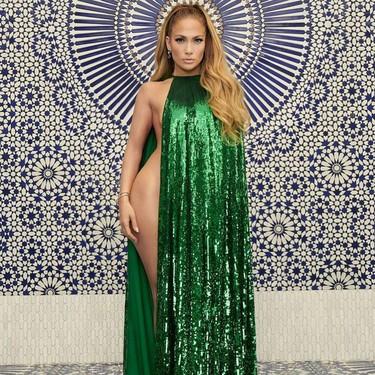 Jennifer Lopez nos deja boquiabiertas con su última sesión fotográfica, ¡está estupenda!