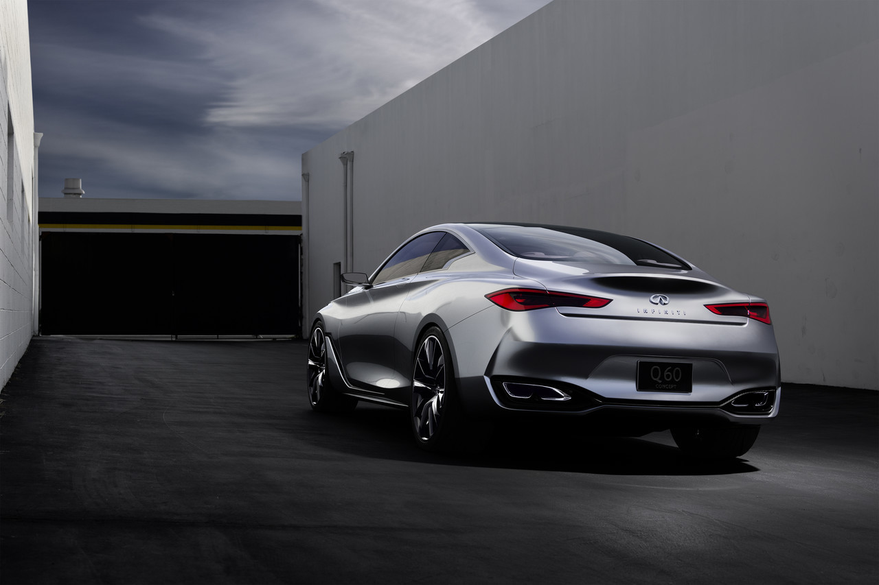 Foto de Infiniti Q60 Concept (6/41)