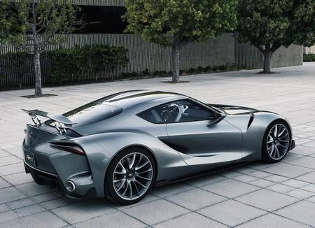 Toyota Ft 1 Concept Graphite