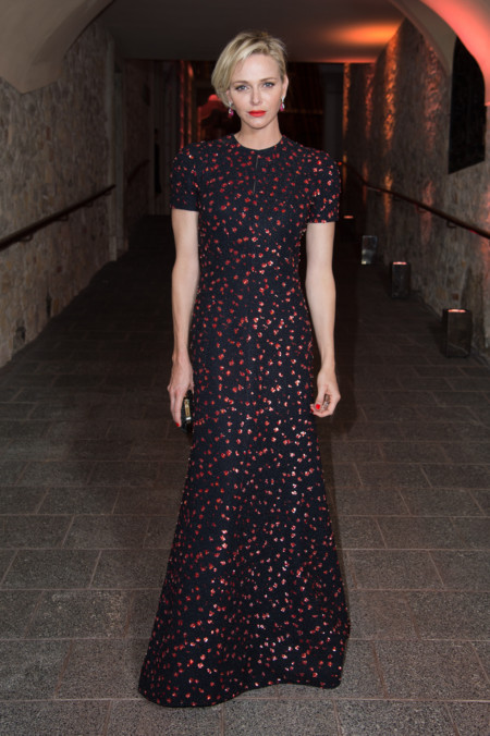 Charlene De Monaco 2015 Princess Grace Awards Gala 5th September 2015