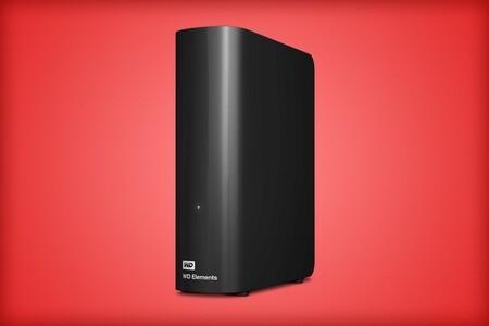 Disco duro Western Digital de oferta en Amazon México, 14 TB para guardar lo que quieras por 5,890 pesos