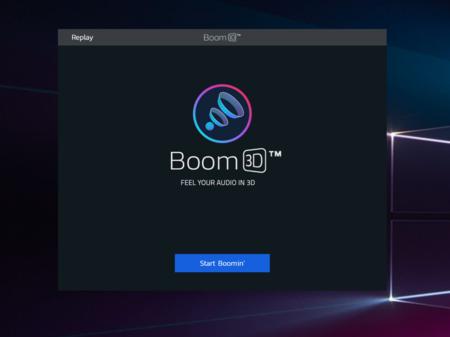 Boom 3D, la famosa app para mejorar el sonido en Mac acaba de llegar a Windows 10