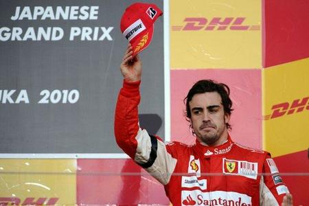La promesa de Fernando Alonso