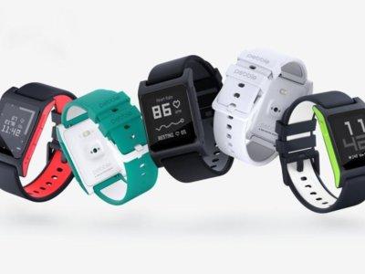 Pebble 2: un nuevo reloj inteligente con sensor de ritmo cardíaco incorporado