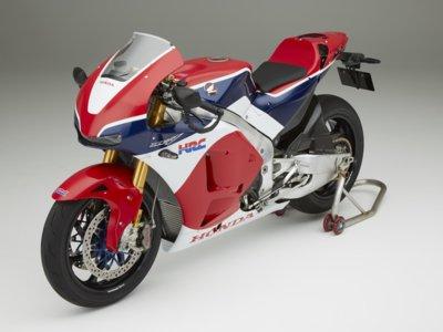 Así se fabrica la Honda RC213V-S