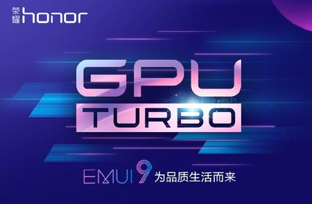 Honor 10 GT, Honor Play y Honor V10 reciben EMUI 9 con GPU Turbo 2.0
