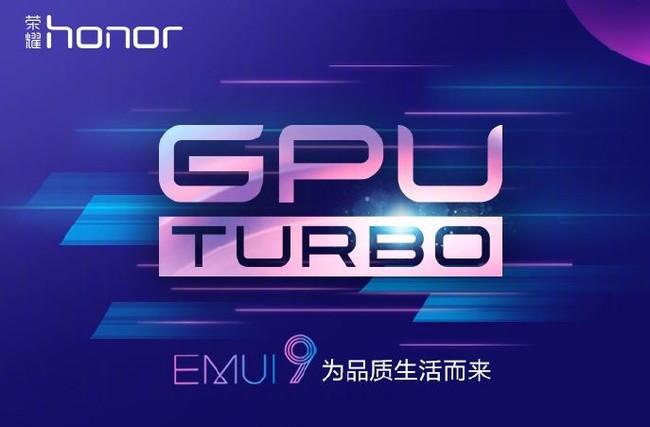 Honor 10 GT, Honor Play y Honor V10 reciben EMUI 9 con GPU Turbo 2.0