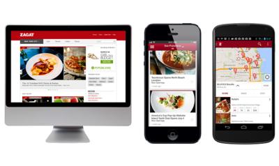 Google relanza Zagat, su servicio de recomendaciones locales