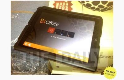 Microsoft Office para el iPad puede aterrizar en las próximas semanas [Actualizado: Microsoft aclarará estos datos próximamente]