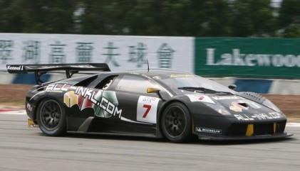Primera victoria de Lamborghini en FIA GT