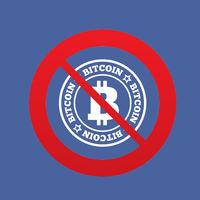 Facebook prohíbe los anuncios sobre Bitcoin, ICOs y otras criptomonedas