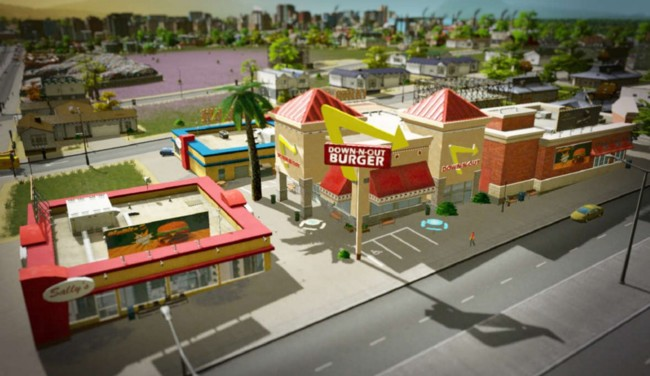 Burger Cities