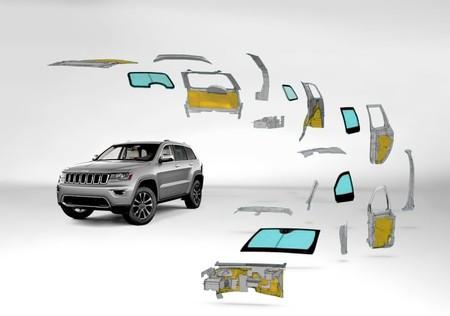 Jeep R Grand Cherokee Blindada 2020