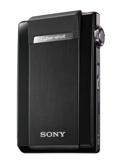 Sony T500, con grabación en alta definición