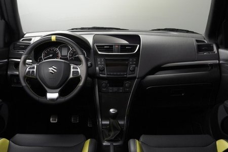 Suzuki Swift S-Concept Interior