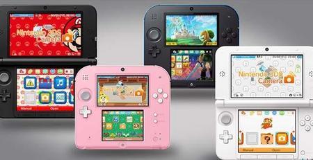Los temas del Nintendo 3DS ya se encuentran disponibles en una importante actualización