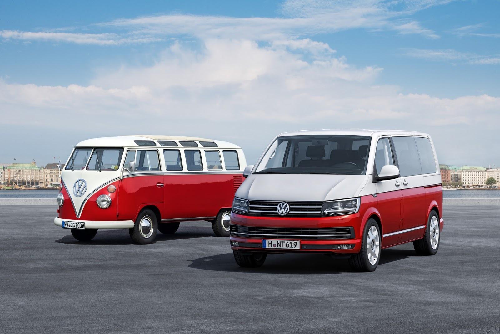 Foto de Volkswagen T6 (1/12)