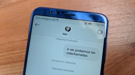 Cómo hacer videollamadas en Instagram