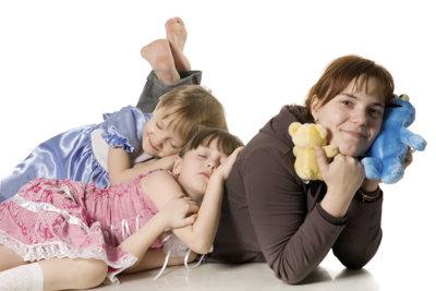 ¿Cuánto tiempo dedicamos las madres al cuidado personal? Más bien poco...