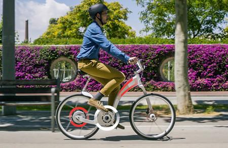 Gi FlyBike, la primera bicicleta eléctrica totalmente plegable