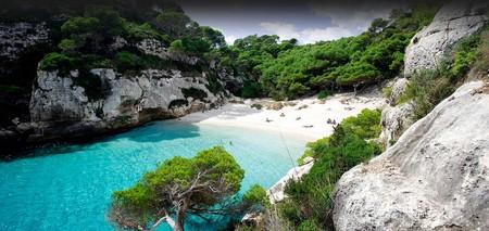 4 noches en Menorca en régimen de sólo alojamiento por 78 euros   gracias a Logitravel. Incluye Ferry desde Mallorca
