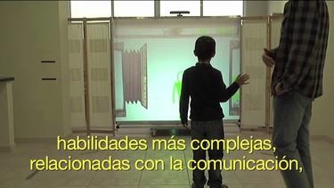 """""""La habitación de los pictogramas"""", videojuegos para niños y niñas con autismo"""