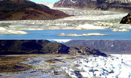 Resurge un lago que desapareció en Chile