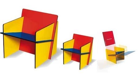 Bauchair, construye tu silla infantil de diseño