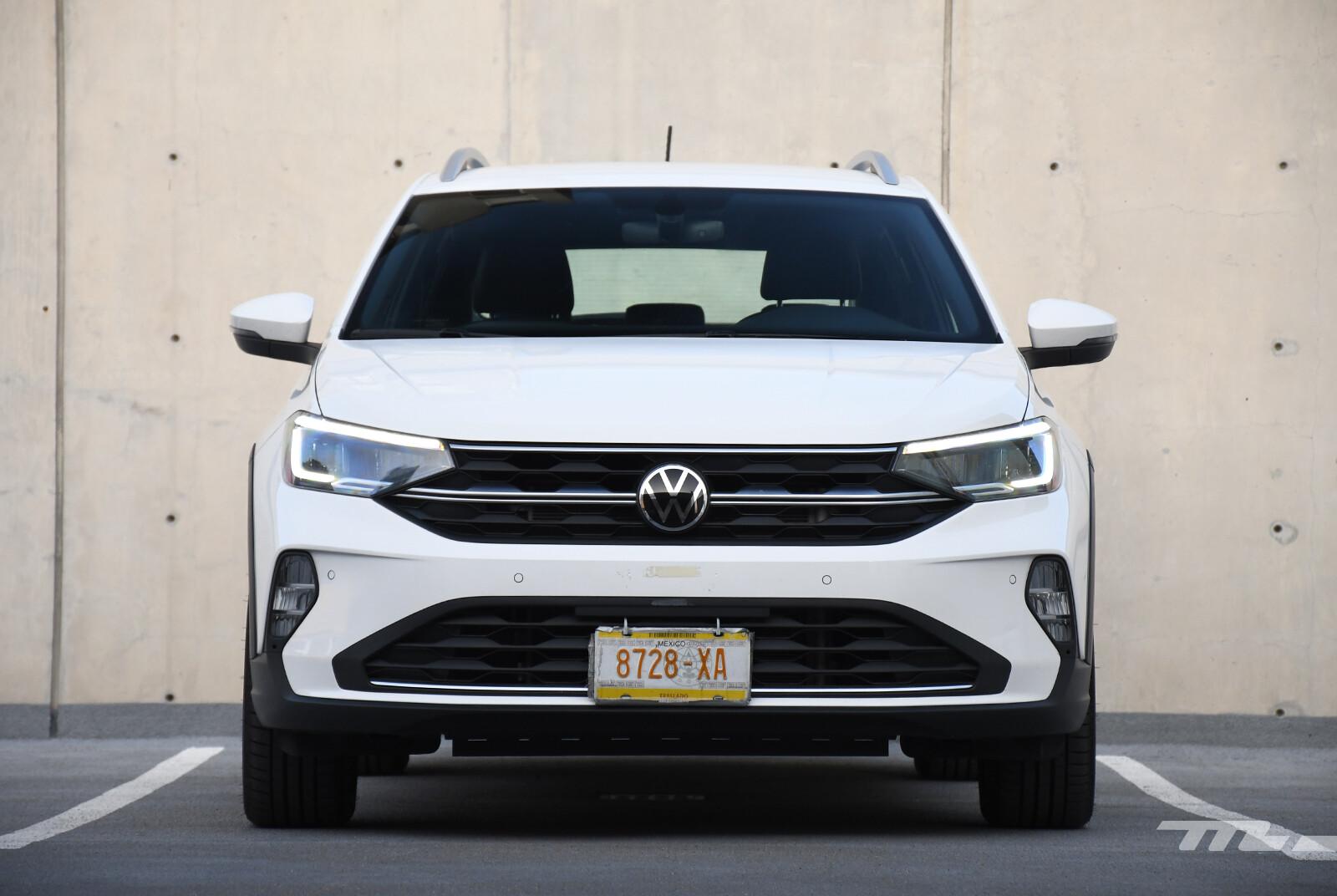 Volkswagen Nivus (prueba)