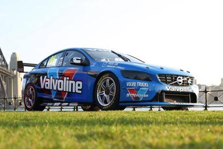 Volvo presenta el S60 para la V8 Supercars