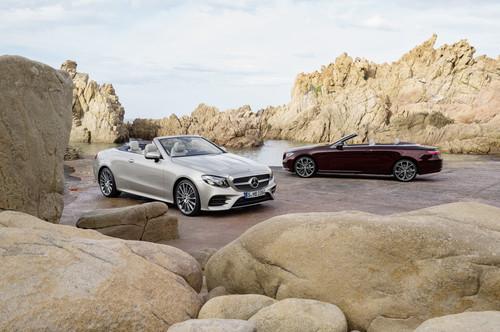 Nuevo Mercedes-Benz Clase E Cabrio: No pierde en comodidad o tecnología, pero gana mucho estilo