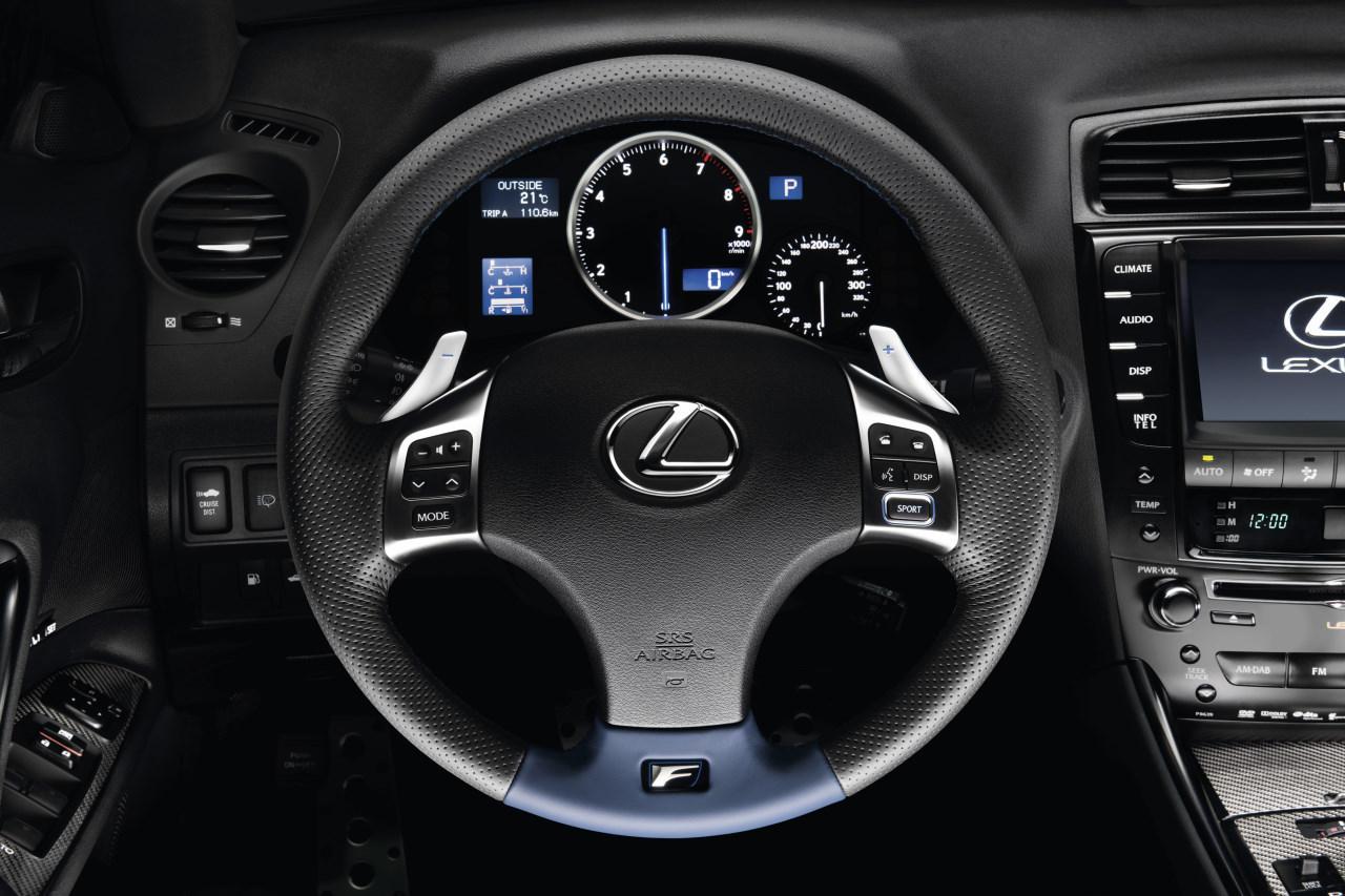 Foto de Lexus IS-F 2011 (4/13)