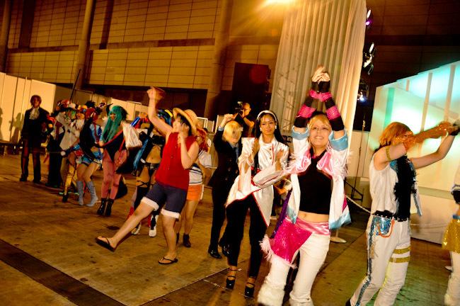 Foto de Cosplay TGS 2011 (102/130)