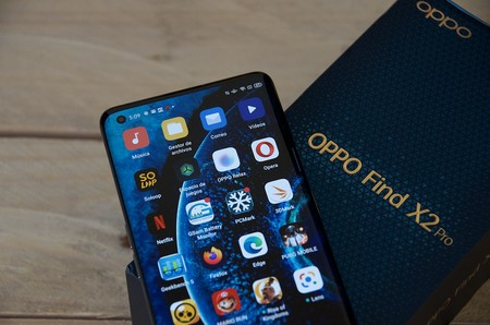 Oppo Find X2 Pro Review Xataka Pantalla