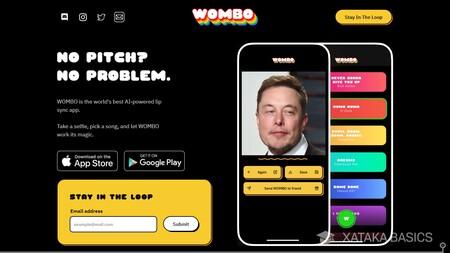 Web Wombo