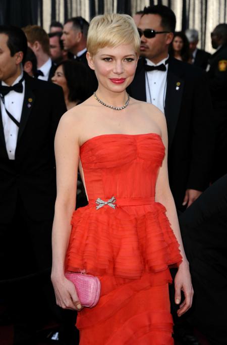 La Alfombra Roja de los Oscars 2012 (I): la noche en la que todas sueñan vestir de princesas