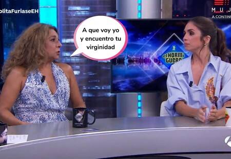 """Lolita Flores cuenta en 'El Hormiguero' cómo descubrió que su hija, Elena Furiase, perdió la virginidad: """"La cara le había cambiado"""""""