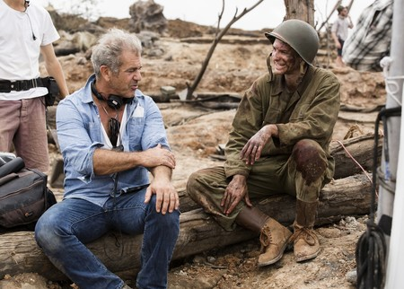 Mel Gibson y Andrew Garfield