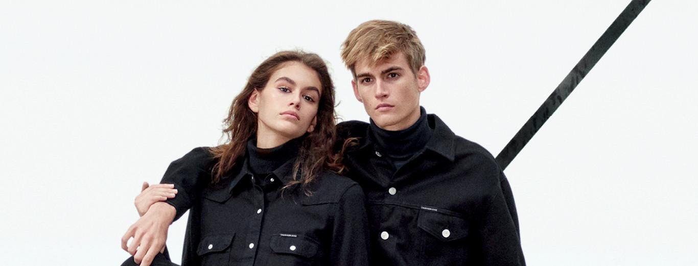 Presley y Kaia Gerber protagonizan la nueva campaña de Calvin Klein 366c59ed5a