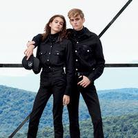 Presley y Kaia Gerber protagonizan la nueva campaña de Calvin Klein