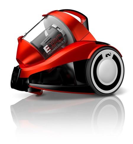 El aspirador sin bolsa Dirt Devil Rebel 24 HFC está a la venta en Amazon por 75,65 euros con envío gratuito
