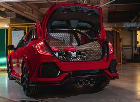 Honda Civic Type R Pick Up Truck Concept 4