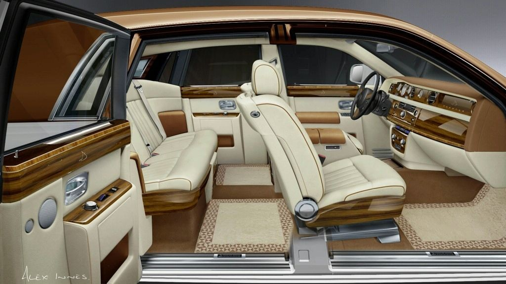 Foto de Rolls-Royce Phantom Bespoke Collection (2/3)