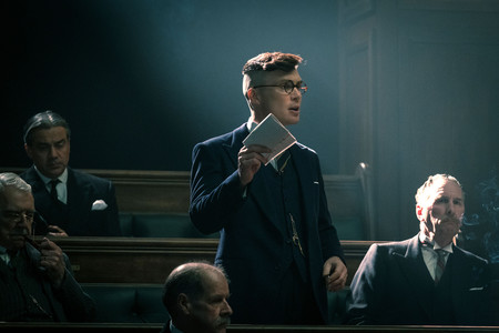 Tommy Shelby Politico