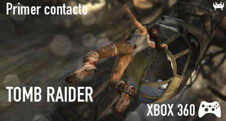 'Tomb Raider' para XBOX 360: primer contacto
