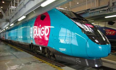 Ouigo: línea de trenes de alta velocidad de bajo coste