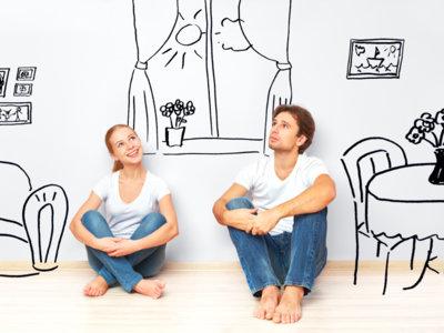 Cómo sobrevivir al día en que te pide que vayáis a elegir el color de la pintura y los muebles