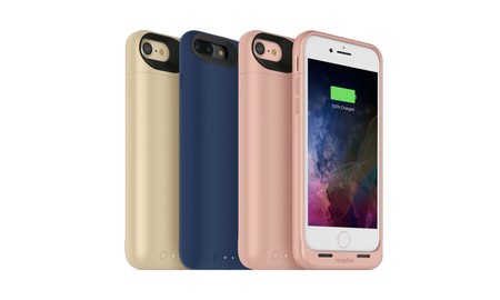 Mophie Juice Pack Air: protección y 27 horas de uso extra para yu iPhone 7 por sólo  66 euros en la Red Night de Mediamarkt